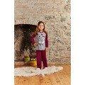 Kız Çocuk Pijama Takım Pierre Cardin PC7216