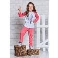 Kız Çocuk Pijama Takım Us. POLO Assn. US-158