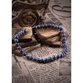 Lapis Lazuli Doğal Taş Kolye