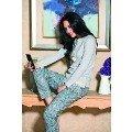 Maranda 7167 Kışlık Pijama Örme Takımı