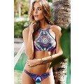 Renkli Süper Tasarım Bikini