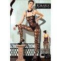 Rosaria 5017 Erotik Vücut Çorabı