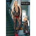 Rosaria 5044 Fantezi Vücut Çorabı
