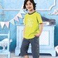 Sarı Çocuk Kapri Takım HMD 5367