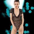 Fantazi Body Komple Gece Kıyafeti Sistina E-823