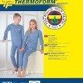 Thermoform Fb Comfort Çocuk Termal İçlik
