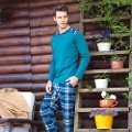Uzunkol Erkek Pijama Takım Anıl 4045
