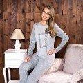 Uzunkol Pijama Takım Anıl 9502