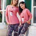 Yeni İnci Bpj-790 Bayan Pijama Takım
