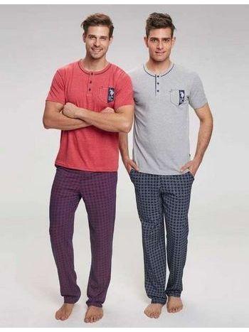 3'lü Pijama Takım US. POLO ASSN. 17340