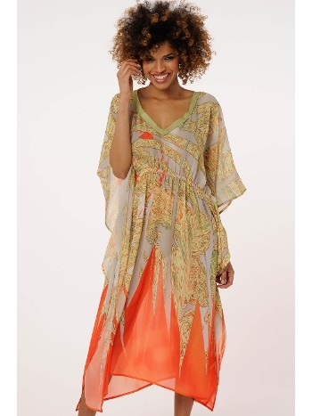 65134 REFLECTIONS KAFTAN PAREO