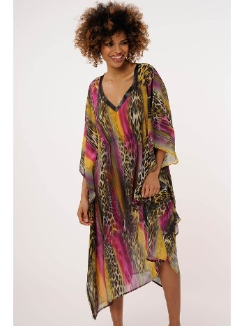 65137 REFLECTIONS KAFTAN PAREO