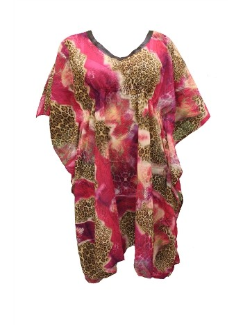 65158 REFLECTİONS KAFTAN PAREO