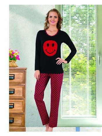 Akbeniz Bayan Pijama Takımı 2267