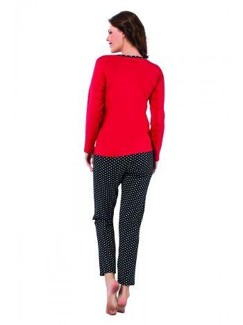 Akbeniz Bayan Pijama Takımı 2311