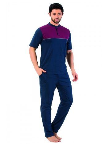 Akbeniz Erkek Pijama Takımı 6603