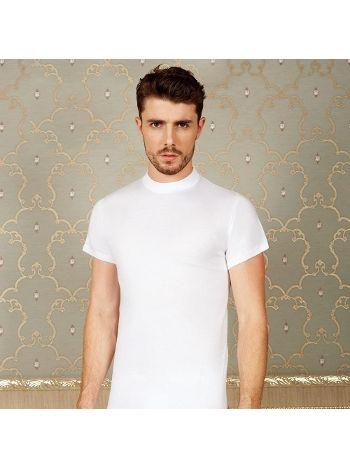 Anıl 0 Yaka Erkek T-shirt 0318