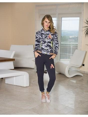 Sweatshirt Pijama Takım Anıl 9350
