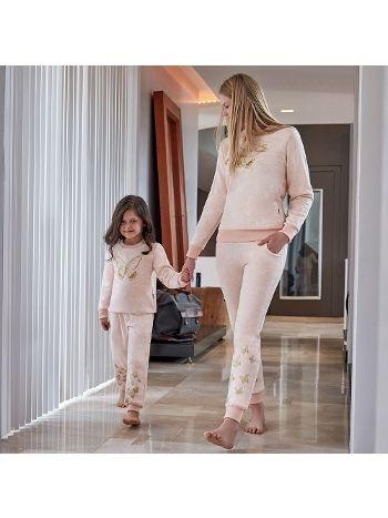 Anıl Kız Çocuk Pijama Takım 6345