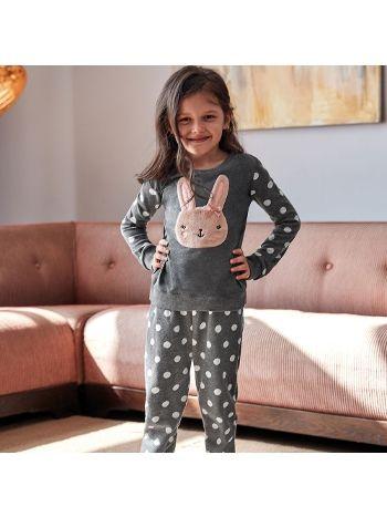 Anıl Kız Uzun Kollu Pijama Takım 6344