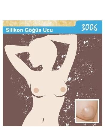 Anıl Silikon Göğüs Ucu 3006