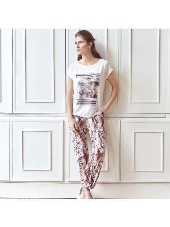 Anıl T-Shirt Pijama Takım 9584