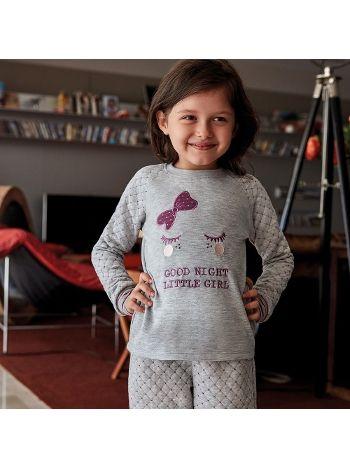 Anıl Uzun Kollu Pijama Takım 6342
