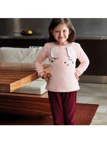 Anıl Uzun Kollu Pijama Takım 6349