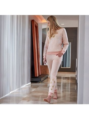 Anıl Uzun Kollu Pijama Takım 9562