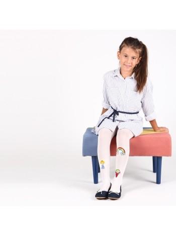 Daymod Armalı_1 Çocuk Külotlu Çorap D2125071