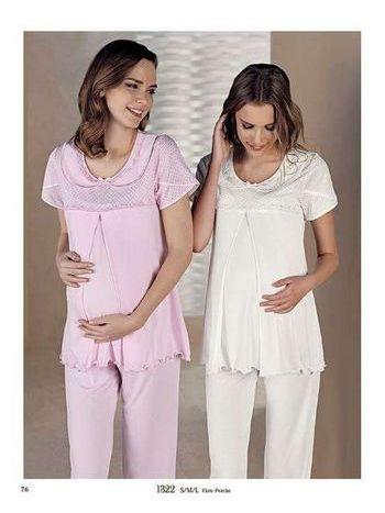 Lohusa Pijama Takım Artış 1322