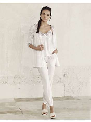3'lü Askılı Pijama Takım Artış 1401