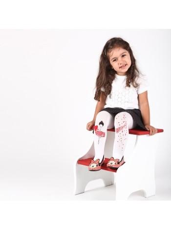 Daymod Balerin Çocuk Külotlu Çorap D2125067
