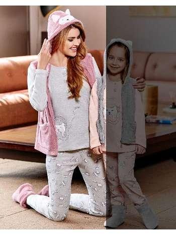 Bayan 3 lü Pijama Takım Dowry 15-104