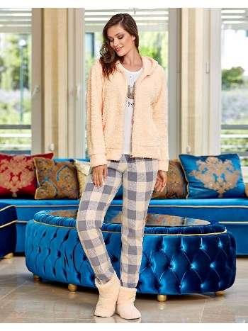 Bayan 3 lü Pijama Takım Dowry 15-120