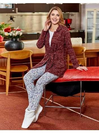 Bayan 3 lü Pijama Takım Dowry 15-61