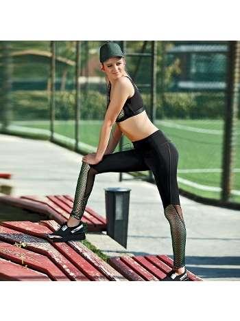 Bayan Atlet Tayt Takım Gallipoli 9354