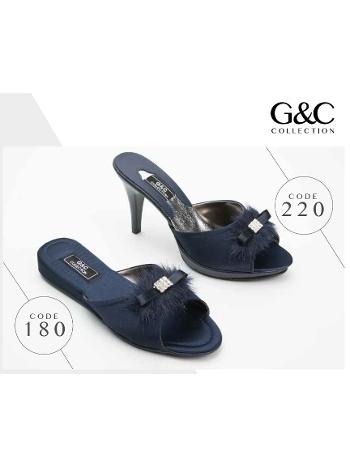 Bayan Çeyiz Terliği G & C Collection 220
