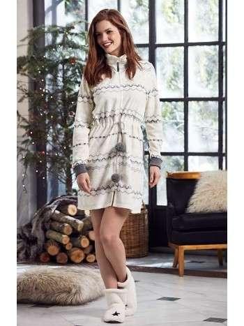 Bayan Çok Şık Elbise Penye Mood 8251