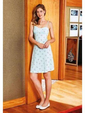 Bayan İp Askılı Elbise Berrak 309
