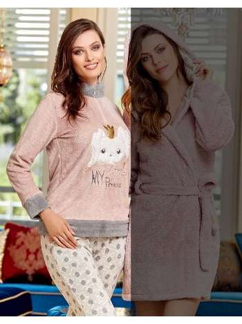 Bayan Pijama Takım Dowry 09-715