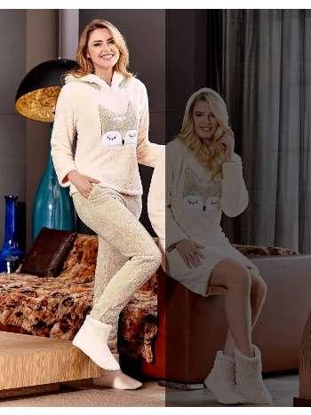 Bayan Pijama Takım Dowry 09-719