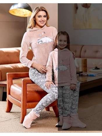 Bayan Pijama Takım Dowry 09-766