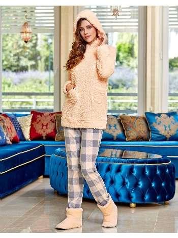 Bayan Pijama Takım Dowry 09-770
