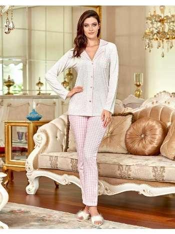 Bayan Pijama Takım Dowry 09-776