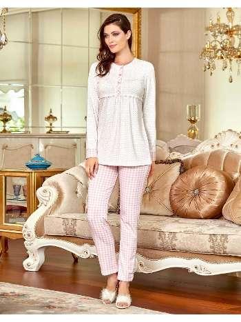 Bayan Pijama Takım Dowry 09-777