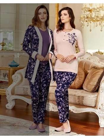 Bayan Pijama Takım Dowry 09-779