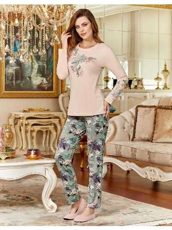 Bayan Pijama Takım Dowry 09-780