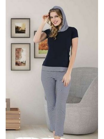Bayan Pijama Takımı HMD 80133