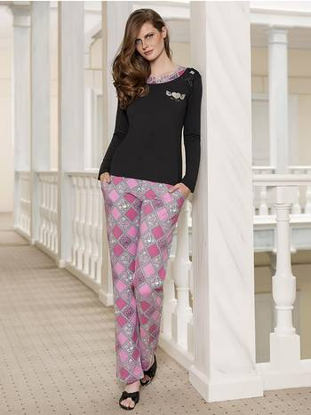Berrak Bayan Pijama Takımı